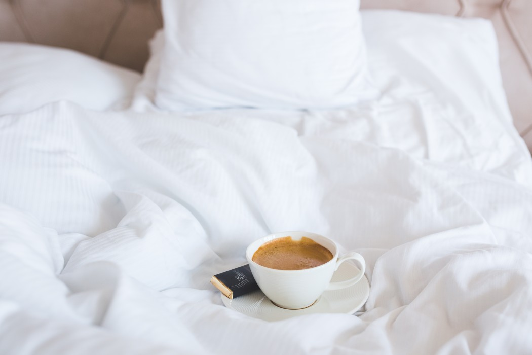 kaboompics.com_Morning Cup of Coffee in Bed