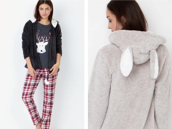 pyjama-polaire