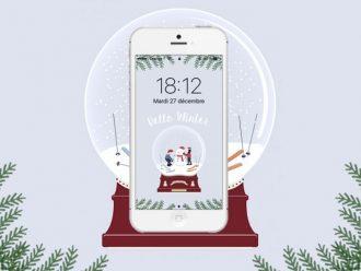 fond-ecran-iphone-hiver