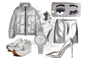 Mode : Tendance Silver