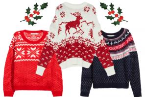 SÉLECTION : Pulls de Noël