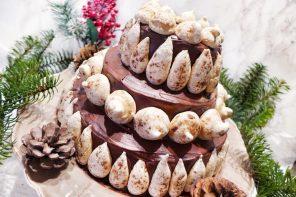 RECETTE : Pièce Montée Chocolat