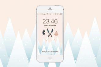 fond-ecran-iphone-winter