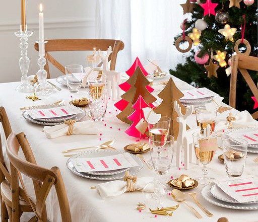 Deco 7 Astuces Pour Votre Table De Fetes By Emy