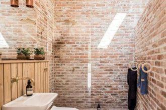 deco salle de bain nature