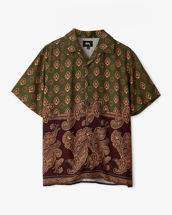chemise vintage stussy