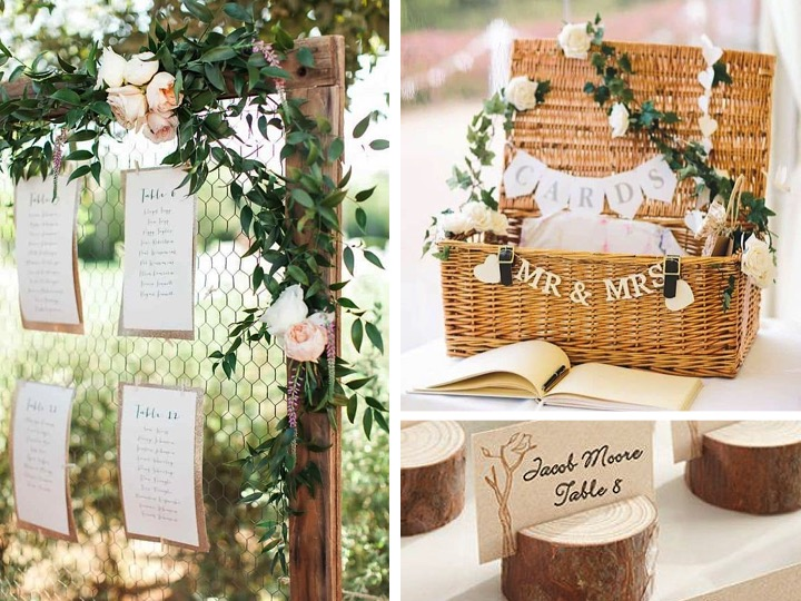 mariage champetre deco