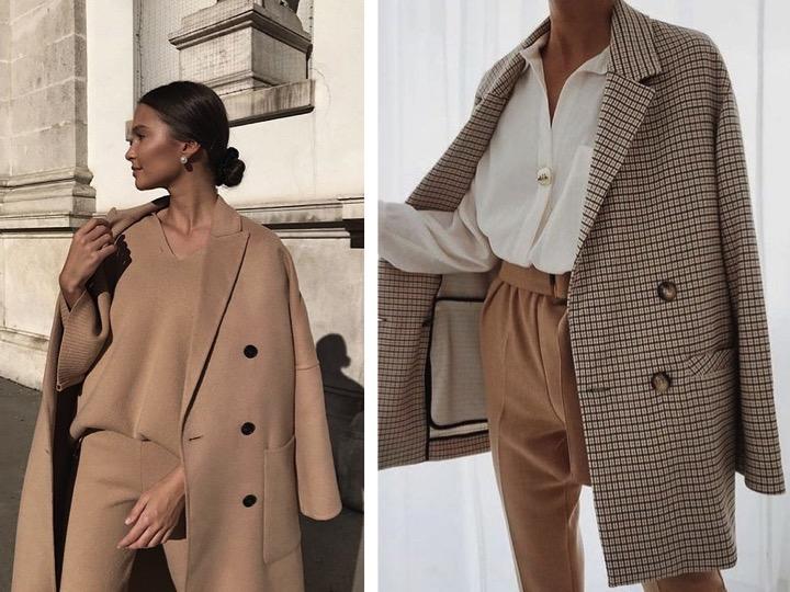 manteau style rétro 2020